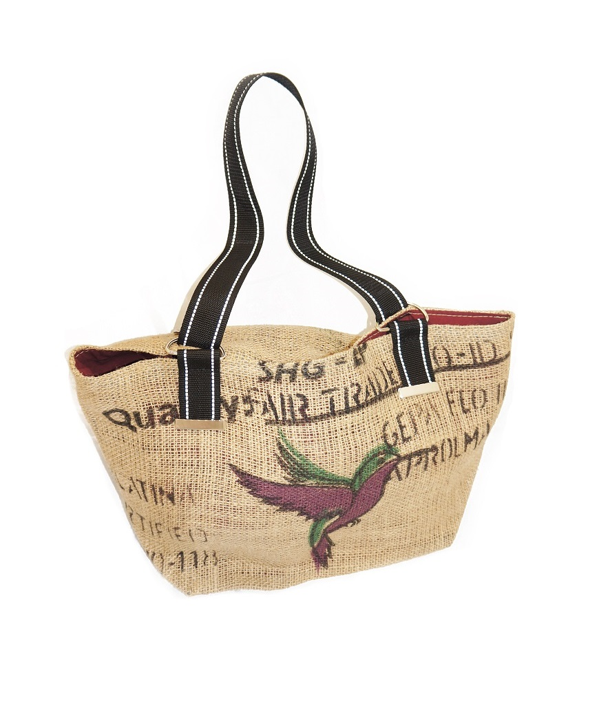 2515649832 Large recycled coffee sack bag. – Kafe 1788